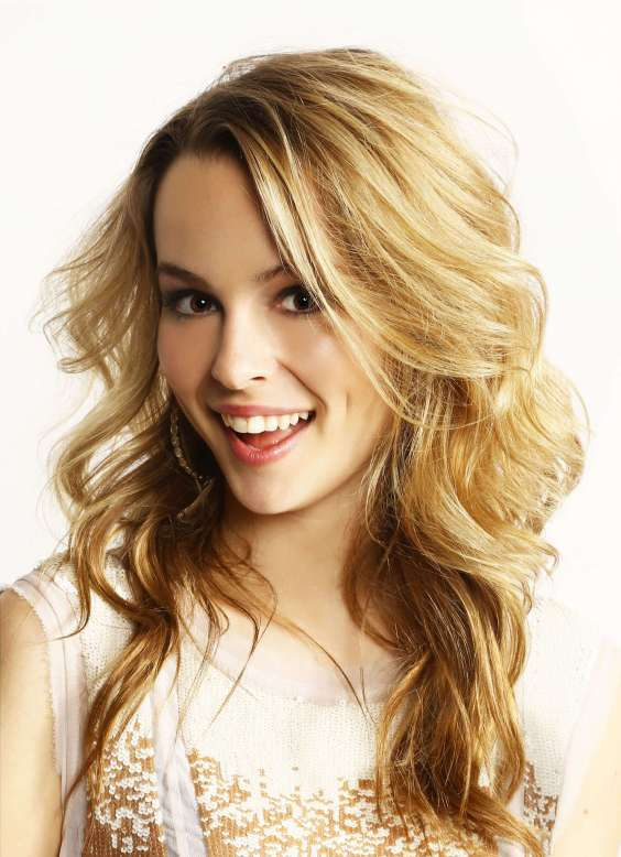 Bridgit Mendler at Z100s Jingle Ball 2012 Photoshoot -02