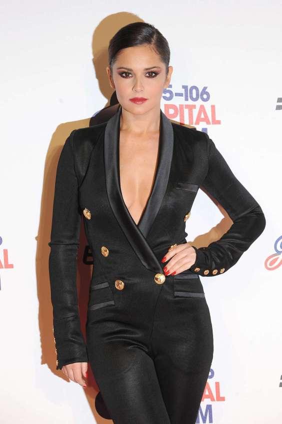 Cheryl Cole - Jingle Bell Ball 2012 in London-06