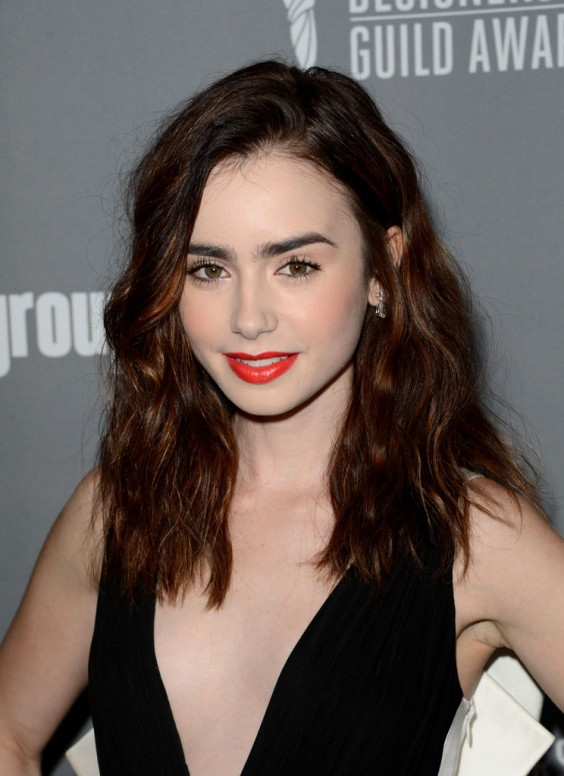 Lily-Collins----2013-Costume-Designers-Guild-Awards--03