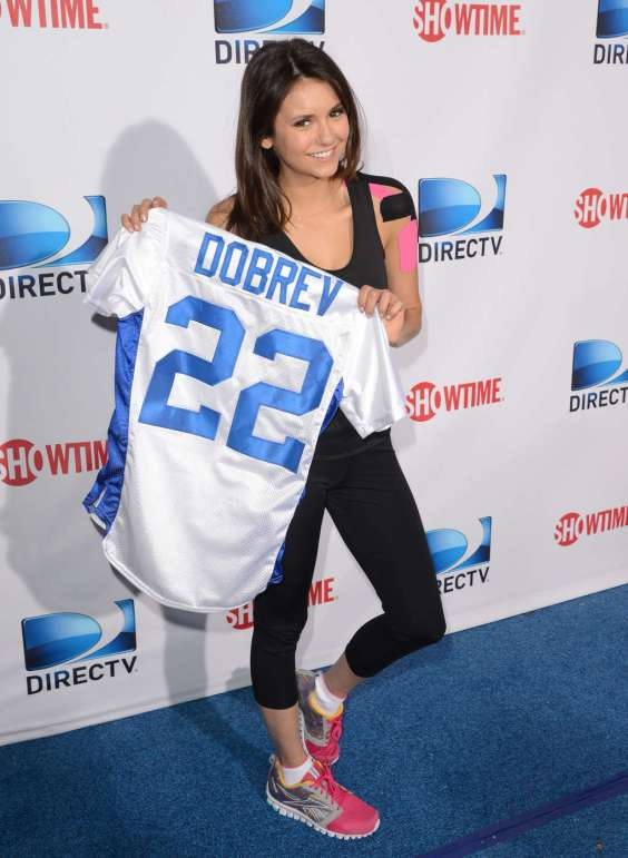 Nina-Dobrev---DIRECTVS-2013-Celebrity-Beach-Bowl--03