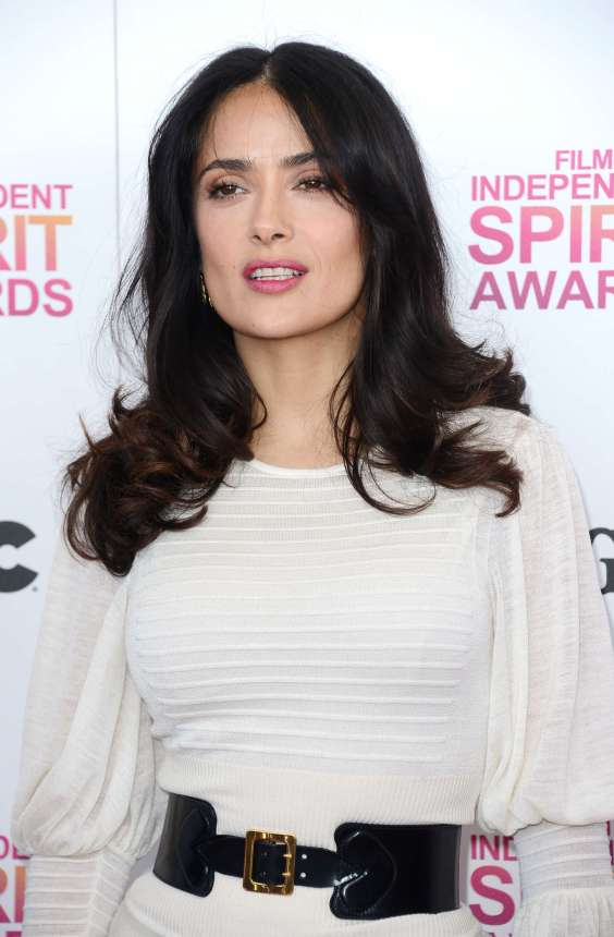 Salma-Hayek---2013-Film-Independent-Spirit-Awards--05