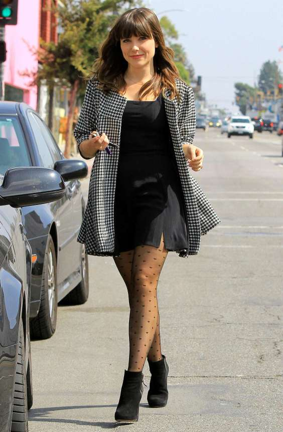 Sophia-Bush-in-Short-Dress-out-in-LA--11