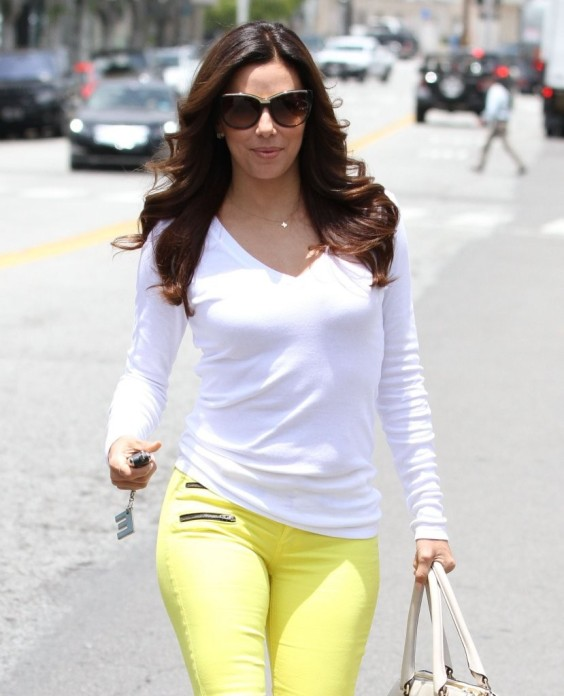 Eva+Longoria+Eva+Longoria+Leaves+Hair+Salon+sZSDjArGYKsx