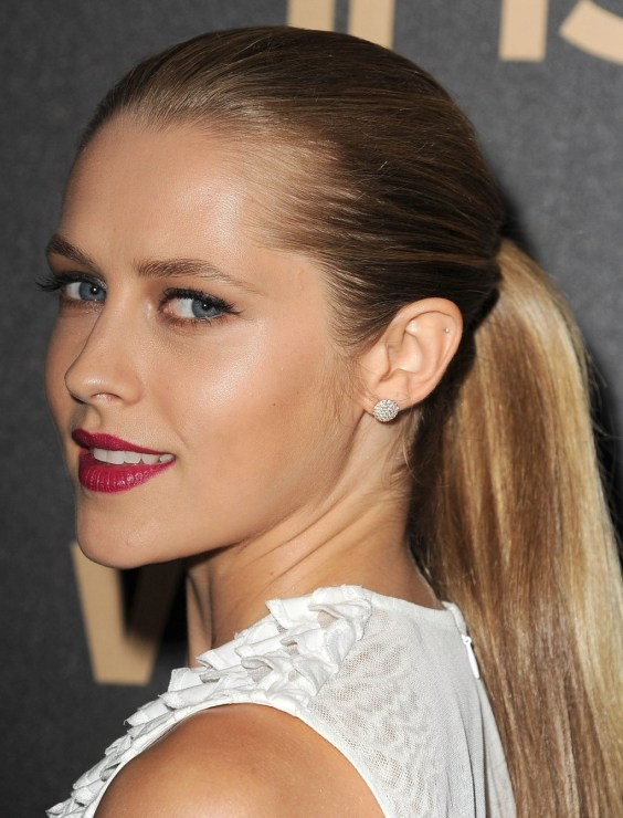 Teresa Palmer - InStyle Miss Golden Globe Party in LA -01
