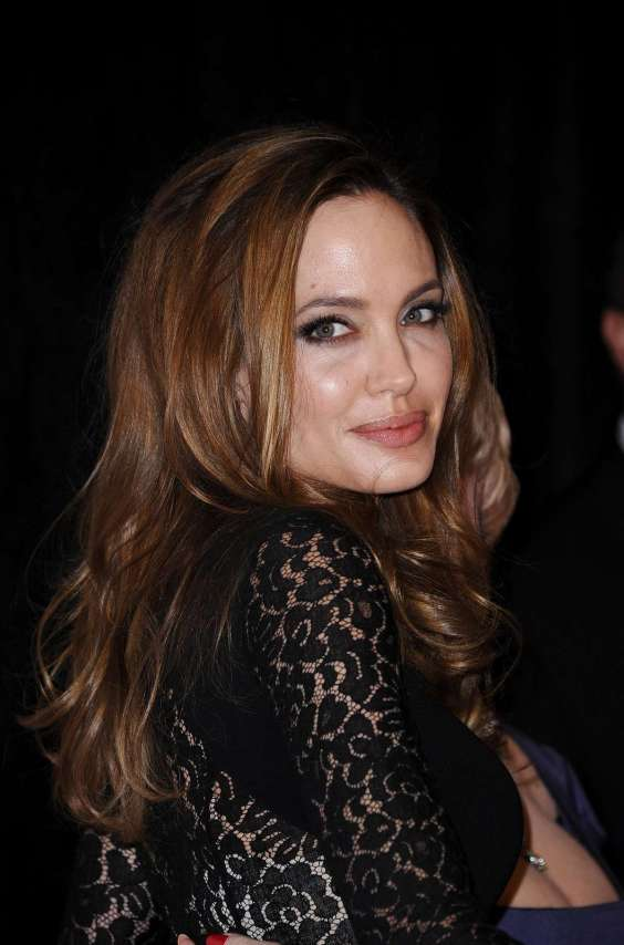 Angelina Jolie - Guild Awards-03
