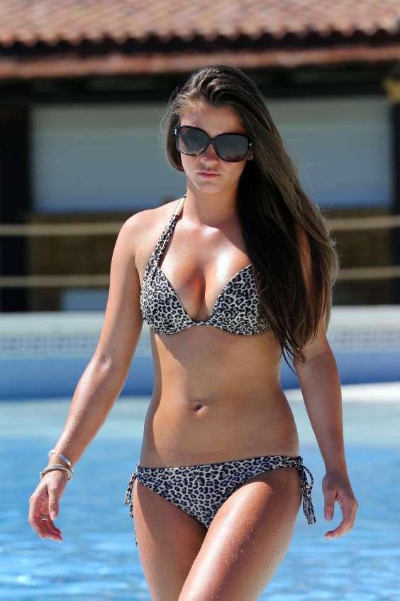 Brooke-Vincent---Wearing-a-leopard-print-bikini--06