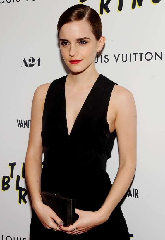 Emma-Watson-in-a-black-dress-at-The-Bling-Ring-premiere--18